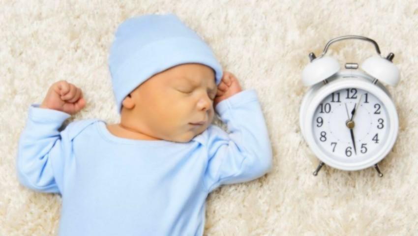 Foto: Află ce spune ora nașterii despre copilul tău