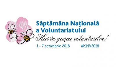 În Moldova se va desfășura Săptămâna Națională a Voluntariatului: Fii voluntar, implică-te și tu la organizarea evenimentului!