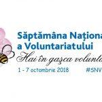 Foto: În Moldova se va desfășura Săptămâna Națională a Voluntariatului: Fii voluntar, implică-te și tu la organizarea evenimentului!