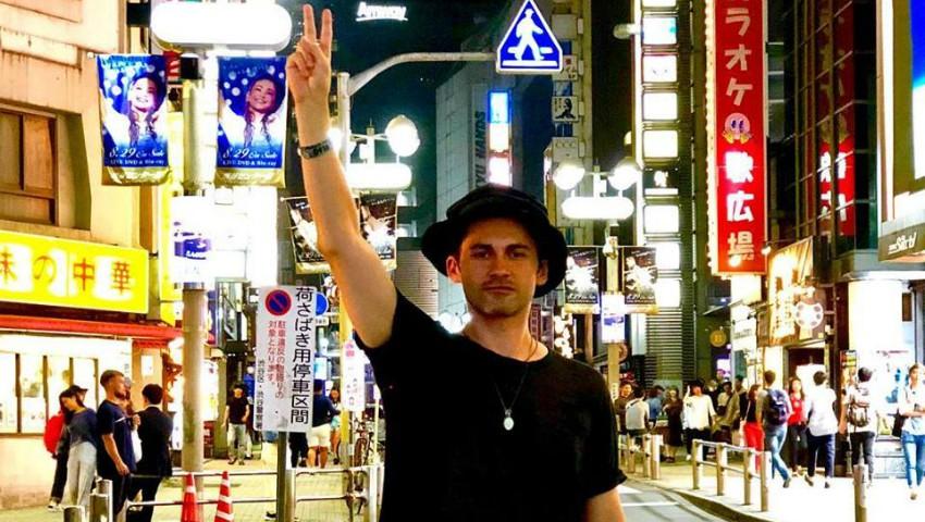 Foto: Dan Bălan a ajuns pe primul loc în topurile muzicale din Japonia