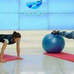 Foto: Exerciții de stretching pentru un corp sănătos și tonifiat