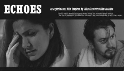 Filmul Ecouri, în regia moldoveanului Dumitru Grosei, este premiat la un prestigios festival de film din Canada!