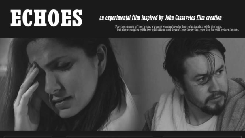 Foto: Filmul Ecouri, în regia moldoveanului Dumitru Grosei, este premiat la un prestigios festival de film din Canada!