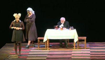 Ion Druță a împlinit 90 de ani. Scriitorul a fost omagiat la Teatrul Național Mihai Eminescu