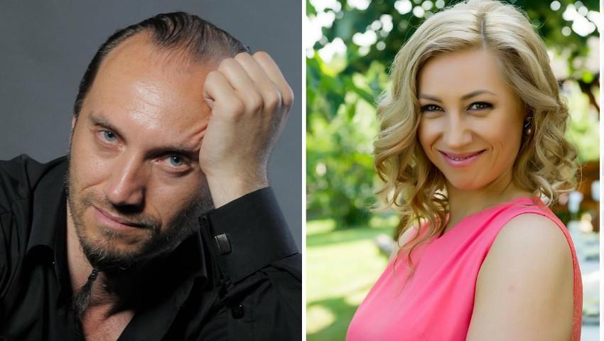 Foto: Anatol Durbală i-a dedicat un mesaj emoționant surorii sale! Irina este astăzi omagiată