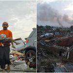 Foto: Aproape 400 de morți și sute de răniți în Indonezia, după cutremurul urmat de tsunami. Imagini dramatice