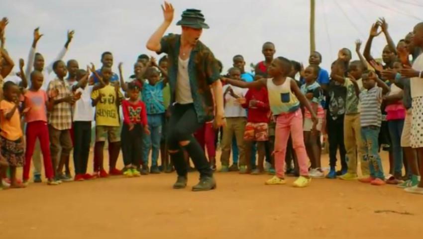 Foto: Dan Bălan a lansat videoclipul pe care l-a filmat în Africa!