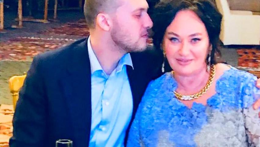 Foto: Larisa Guzeeva și-a căsătorit fiul!