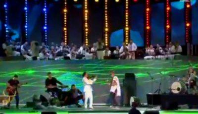 Video, live! Lăutarii și Alex Calancea Band, show pe scena Festivalului Cerbul de Aur!