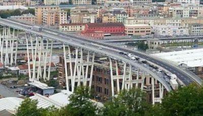 Panică într-un oraș din Italia. Autorităţile au oprit traficul pe un pod care riscă să se prăbușească
