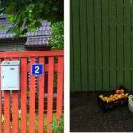 Foto: În Estonia, localnicii își scot recolta în stradă pentru a o împărți cu trecătorii