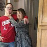 Foto: O tânără cu sindromul Down a născut un copil sănătos