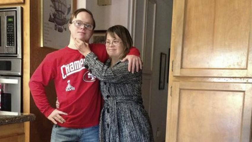 O tânără cu sindromul Down a născut un copil sănătos
