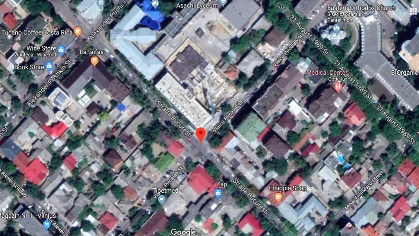 Foto: De luni, toate maşinile vor putea circula pe ambele sensuri pe strada Bucureşti