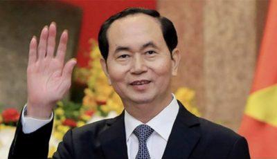 Președintele Vietnamului a murit din cauza unei infecții virale