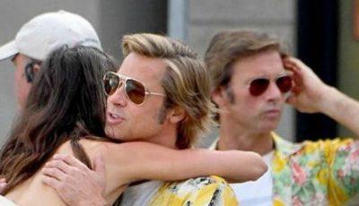 Brad Pitt are o nouă iubită?