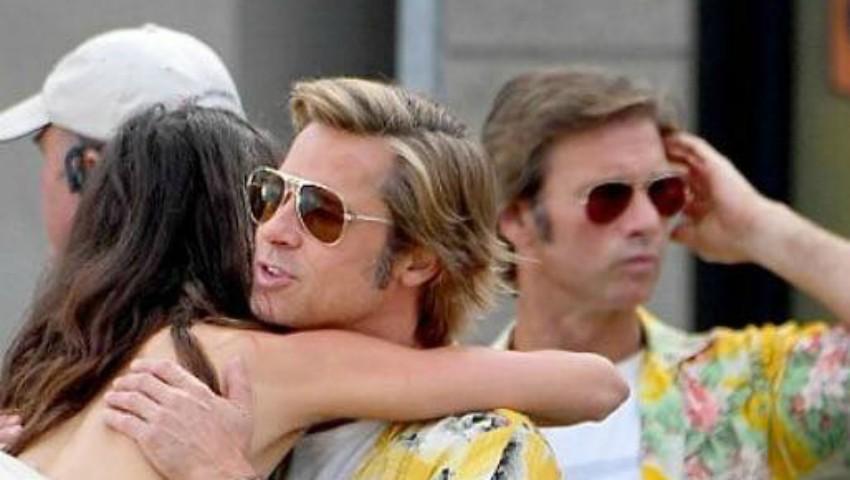Foto: Brad Pitt are o nouă iubită?