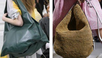 Tendințe: Geanta supradimensionată din nou la modă