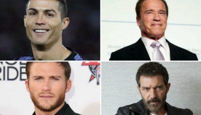 Cei mai sexy bărbați din lume și copiii lor