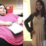 Foto: Cazul uluitor al tinerei care a slăbit pornind de la 320 de kg