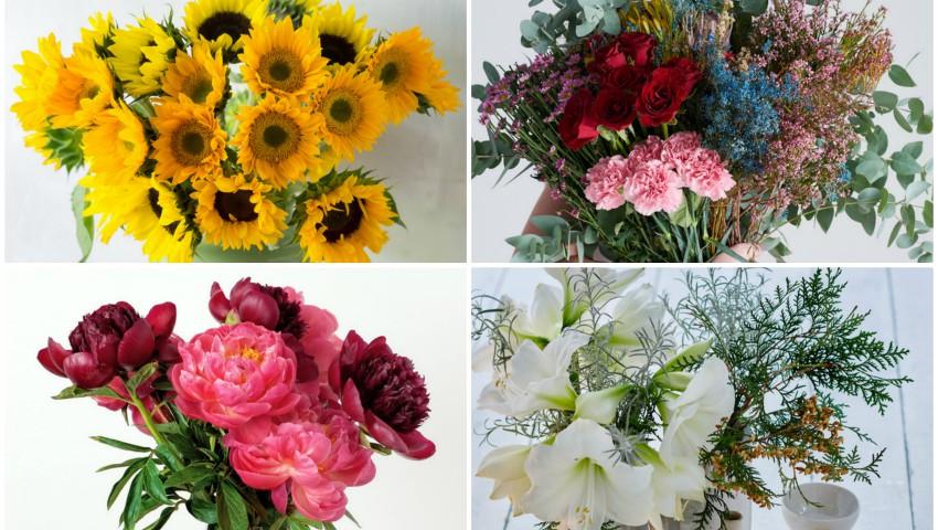 Ce flori să dăruiești femeilor în funcție de zodie