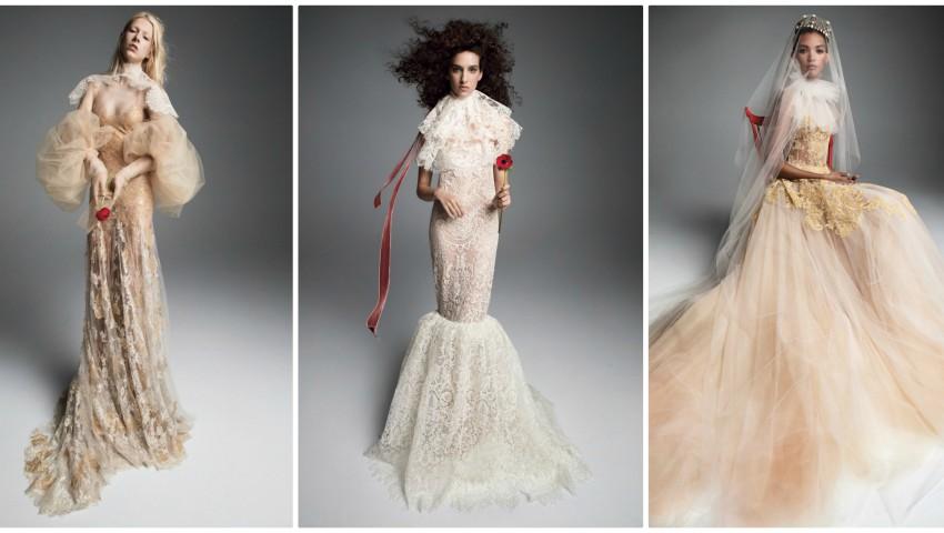 Foto: O colecție de rochii de mireasă uimitoare, de la designerul Vera Wang