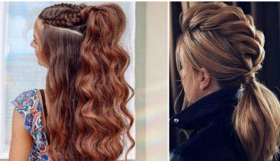 Frumusețea se învață: Cinci împletituri de păr care le vei adora