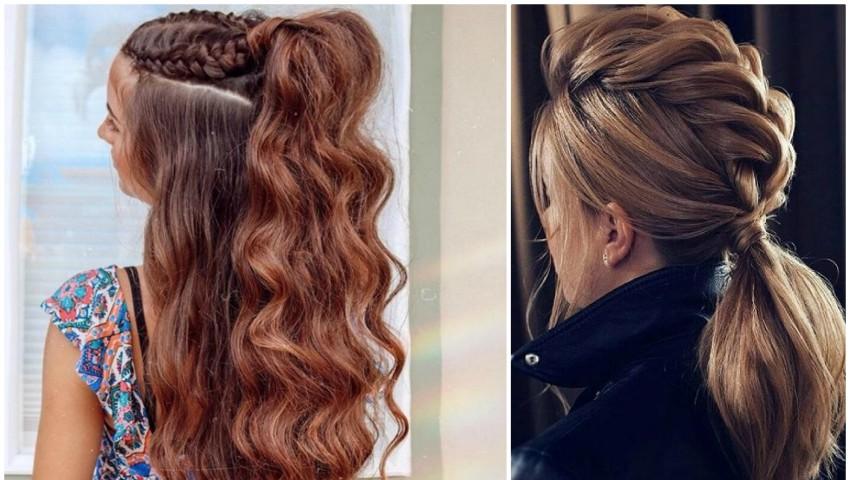 Foto: Frumusețea se învață: Cinci împletituri de păr care le vei adora