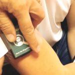 Foto: Şase eleve au inventat plasturele cu GPS, pentru a-i ajuta pe oamenii care suferă de Alzheimer