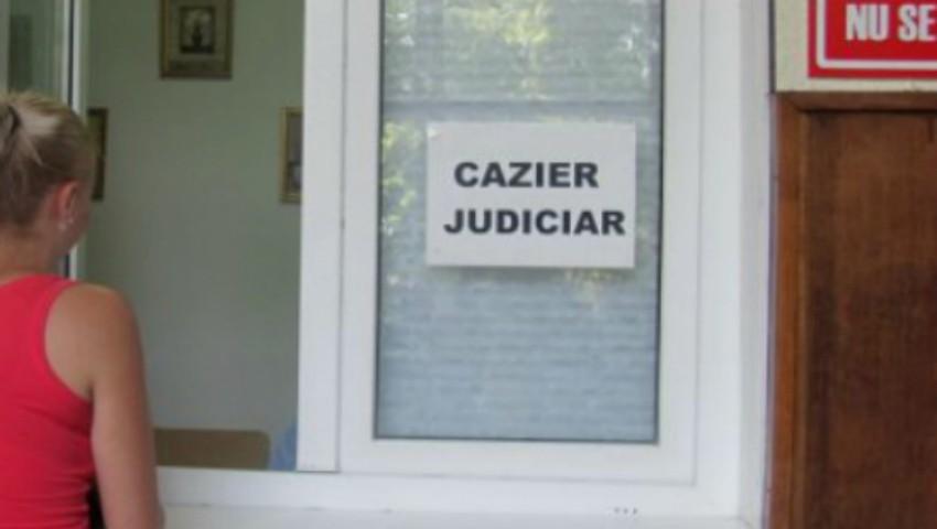 Foto: Anunț important! Prezentarea cazierului judiciar nu va mai fi necesară