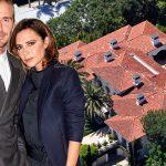 Foto: David şi Victoria Beckham și-au vândut locuința din Los Angeles. Cât au luat pe ea?
