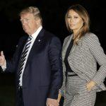 """Foto: Melania Trump a vorbit despre relația cu soțul ei: ,,Sunt cea mai hărţuită persoană din lume"""""""