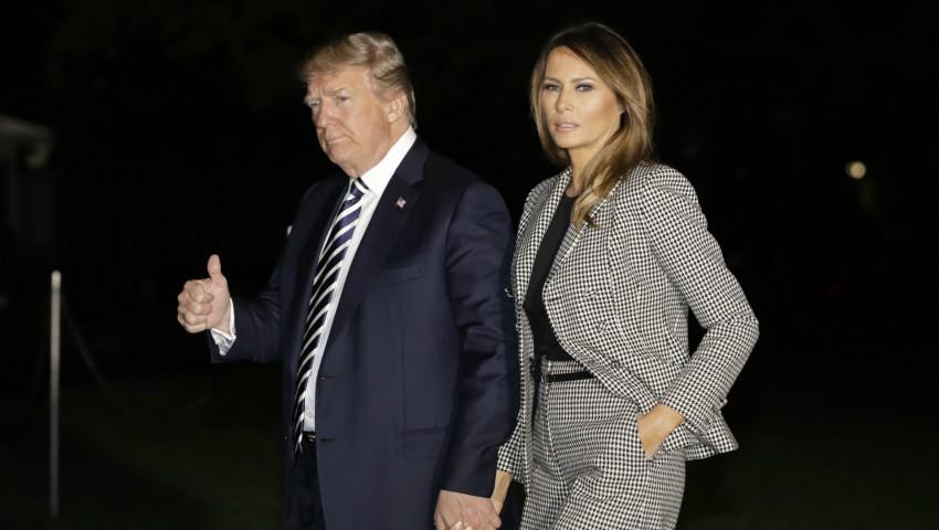 """Melania Trump a vorbit despre relația cu soțul ei: ,,Sunt cea mai hărţuită persoană din lume"""""""