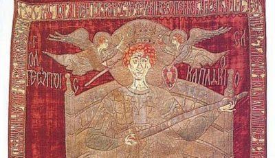 Steagul lui Ștefan cel Mare va fi expus la Muzeul Luvru din Paris