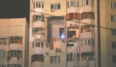Video cutremurător! Momentul producerii exploziei din sectorul Rîșcani
