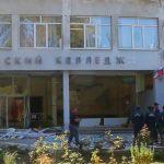 Foto: Atac armat într-o școală din Crimeea. 19 adolescenți au murit, peste 40 au fost răniți