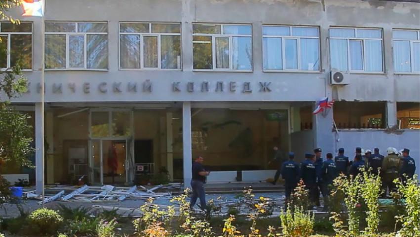 Atac armat într-o școală din Crimeea. 19 adolescenți au murit, peste 40 au fost răniți