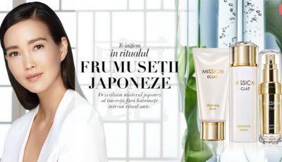 Descoperă ritualul japonez de frumusețe pentru un ten hidratat, luminos și neted la orice vârstă!