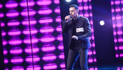 """Video! Un moldovean a interpretat o piesă proprie și a luat patru de ,,DA"""" la X Factor!"""