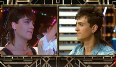 Video! Moldoveanul care seamănă izbitor cu interpretul rus Iurii Șatunov, a cântat în emisiunea lui Andrei Malahov