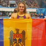 Foto: Înotătoarea Tatiana Salcuțan a cucerit medalia de aur la Jocurile Olimpice de Tineret