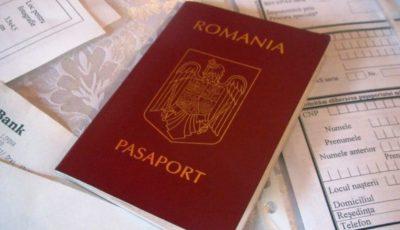 Termenul de eliberare a pașapoartelor românești a fost redus la 60 de zile