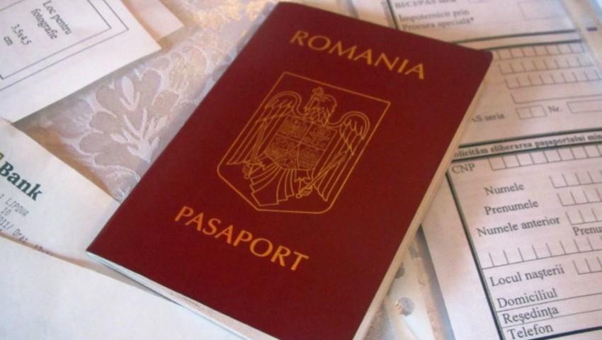 Foto: Termenul de eliberare a pașapoartelor românești a fost redus la 60 de zile