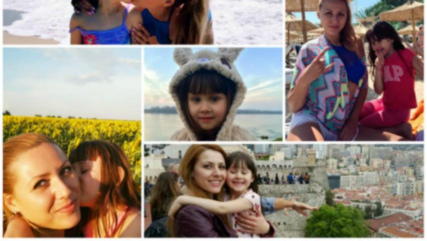 Foto: Jurnalista Victoria Marinova își iubea foarte mult fetița, dovadă fiind zecile de poze publicate pe facebook