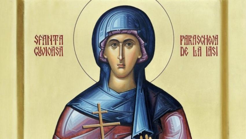 Foto: Sfânta Parascheva. Blestemul care însoțește moaștele Cuvioasei
