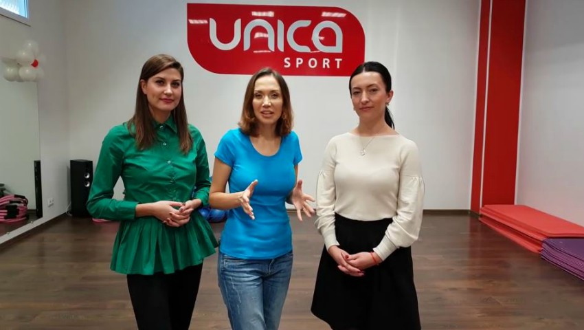 """Promoție grandioasă la Unica Sport Elat – OFERTĂ """"MAGNET"""" 1=3, doar primii 100 cei mai activi! Cumpărați 1 abonament și antrenați-vă în 3!"""