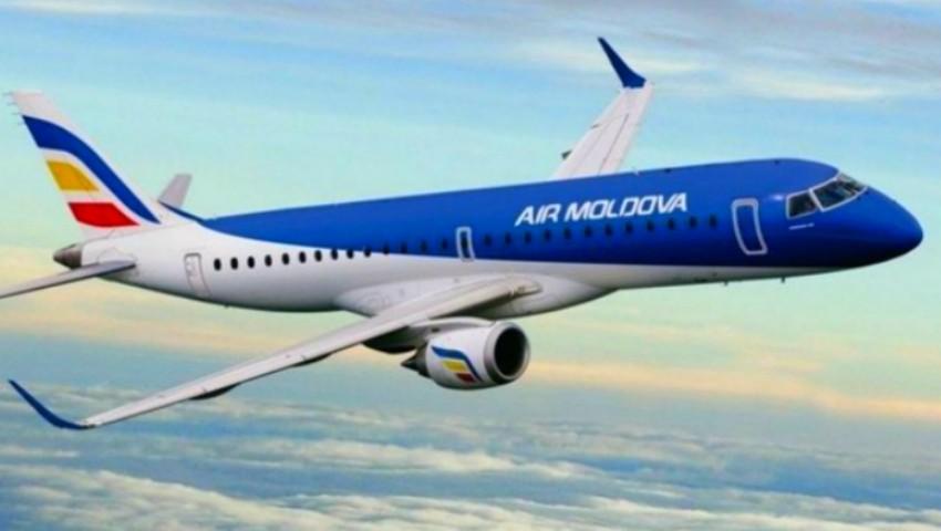 Foto: Blue Air a cumpărat compania Air Moldova și va lansa curând 7 curse aeriene noi