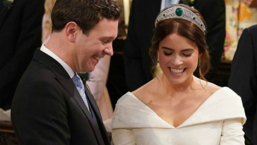 Foto: Vezi ce rochie de mireasă a purtat verișoara prinților William și Harry!