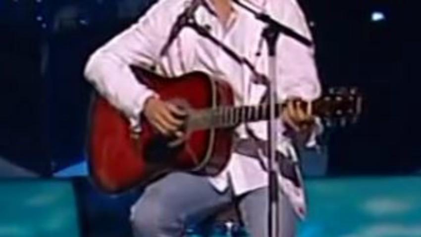 Un interpret, câștigător al concursului Eurovision, a murit de cancer la 30 de ani
