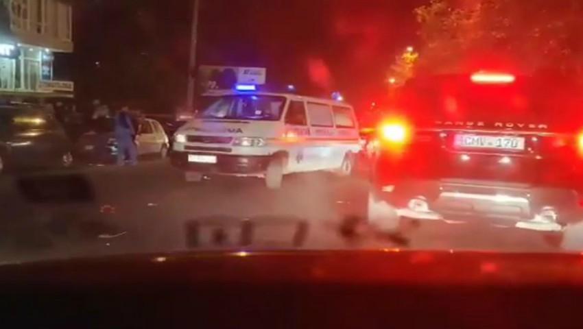 Grav accident în Capitală. O femeie a fost lovită mortal pe strada Cuza Vodă